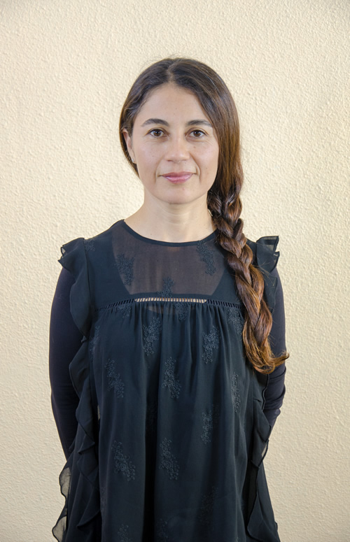 Ana Luisa Morales Reyes