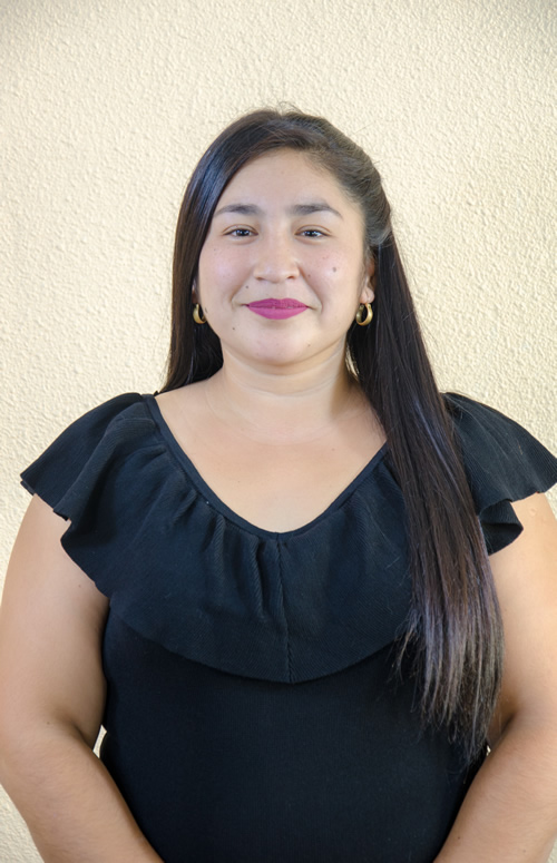 Katherine Andrea Caniucura Nahuelhuan