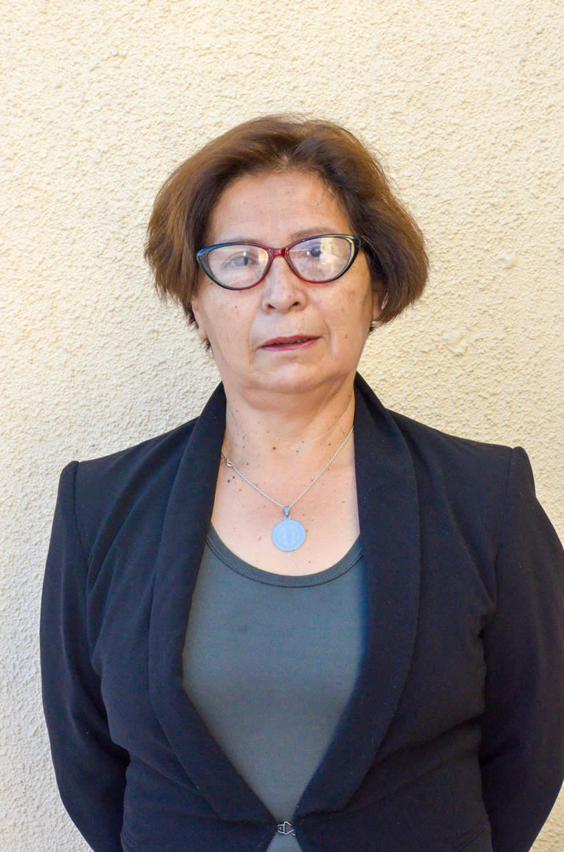 María Zunilda Ortega Cariqueo
